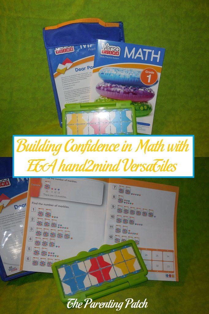 Building Confidence in Math with ETA hand2mind VersaTiles