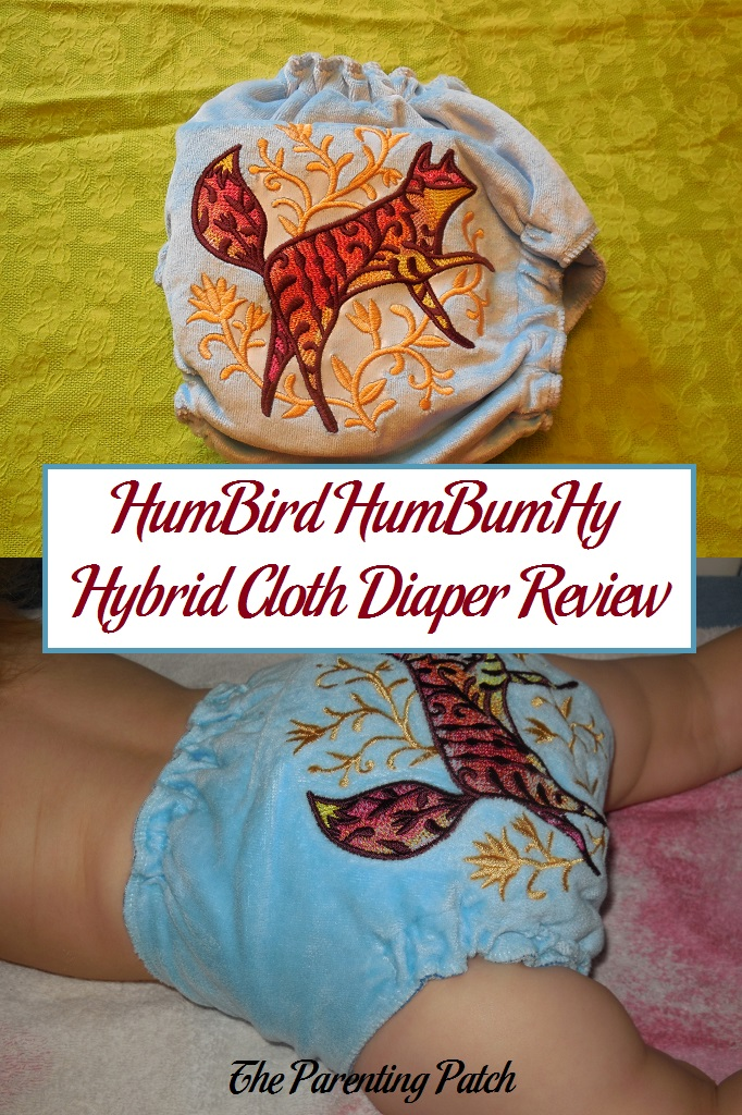 Groves Hybrid Diapers Review - YouTube