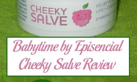 Babytime by Episencial Cheeky Salve Review