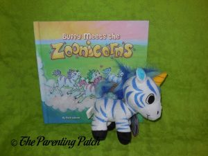 'Buffy Meets the Zoonicorns' and Valeo Zoonicorn Plush Toy