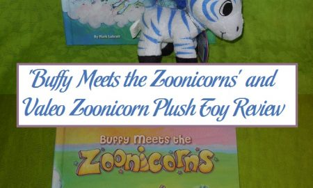 'Buffy Meets the Zoonicorns' and Valeo Zoonicorn Plush Toy Review