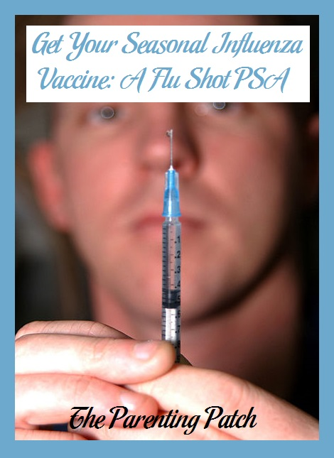 Get Your Seasonal Influenza Vaccine: A Flu Shot PSA