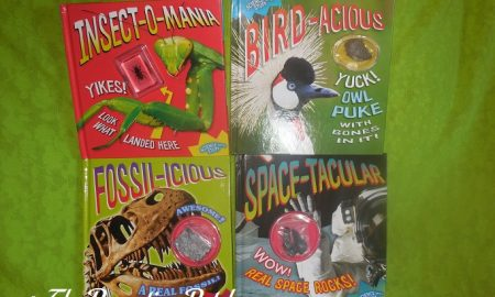 'Science with Stuff' Books 1
