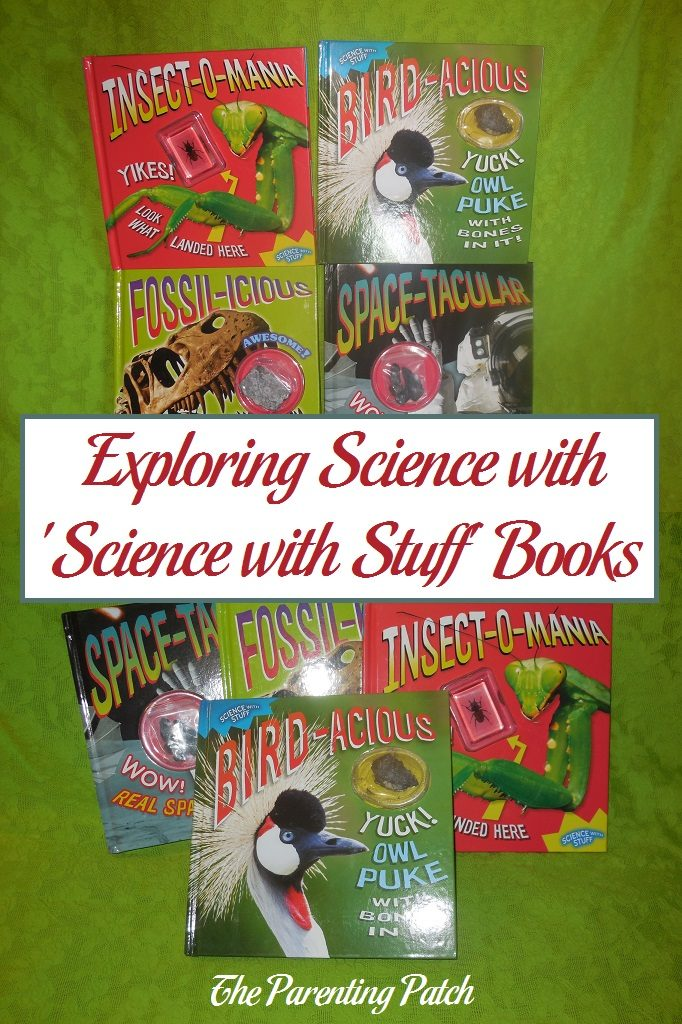 Exploring Science with 'Science with Stuff' Books