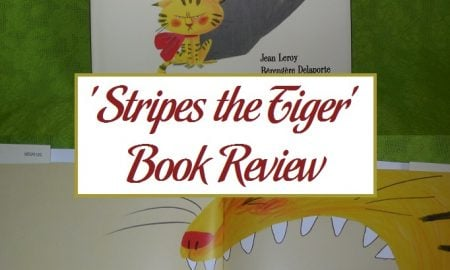 'Stripes the Tiger' Book Review