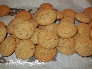 Lavender Vanilla Cookies
