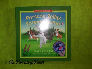 Cover of Porsche Bella's Forever Home