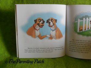Inside Pages of Do Bad Dogs Get Cancer?