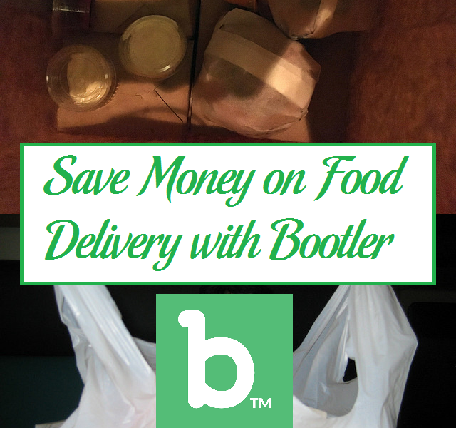 Save Money On Food Delivery With Bootler Parenting Patch
