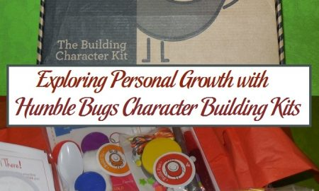 Exploring Personal Growth with Humble Bugs Character Building Kits