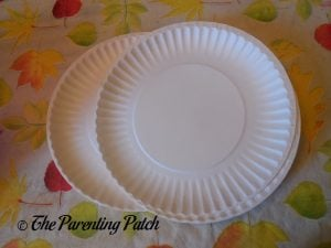 Paper Plates for B Is for Bat Paper Plate Craft