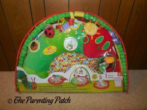 The Very Hungry Caterpillar Activity Gym with Musical Mobile in Storage Bag