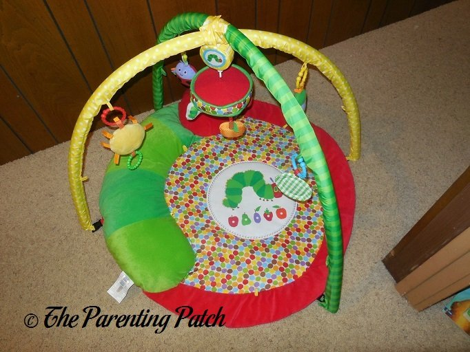 The Very Hungry Caterpillar Activity Gym With Musical