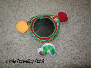 Musical Mobile of The Very Hungry Caterpillar Activity Gym