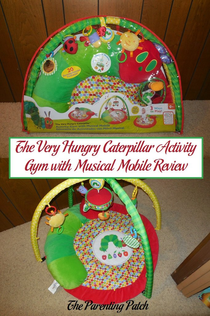 The Very Hungry Caterpillar Activity Gym with Musical Mobile Review