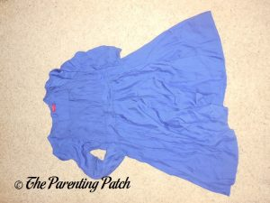 Blue Dress for Lucy Van Pelt Costume