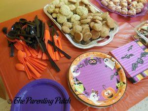 Halloween Treats at Party 1