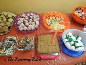 Halloween Treats at Party 2