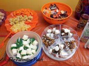 Halloween Treats at Party 3