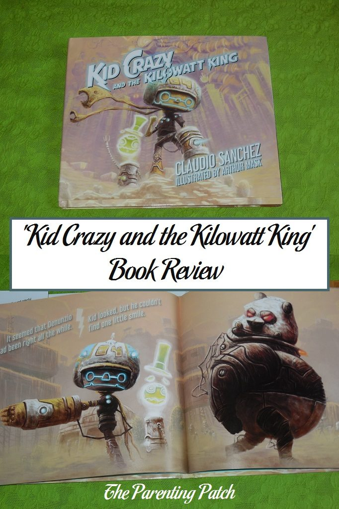 'Kid Crazy and the Kilowatt King' Book Review