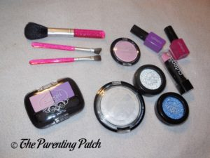 "Cutegirl Cosmetics Pretend Makeup ""Essentials"" Set 1"