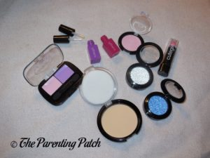 "Cutegirl Cosmetics Pretend Makeup ""Essentials"" Set 2"