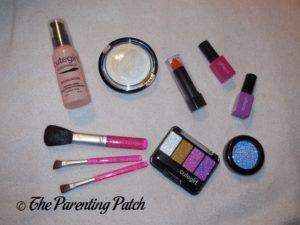 """Cutegirl Cosmetics Pretend Makeup """"Hearts"""" Set 1"""