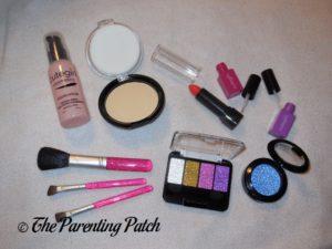 """Cutegirl Cosmetics Pretend Makeup """"Hearts"""" Set 2"""
