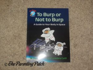 Cover of 'To Burp or Not to Burp: A Guide to Your Body in Space'