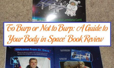 'To Burp or Not to Burp: A Guide to Your Body in Space' Book Review