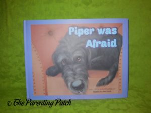 Cover of 'Piper Was Afraid'