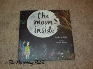 Cover of 'The Moon Inside'