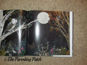 Inside Pages of 'The Moon Inside' 3