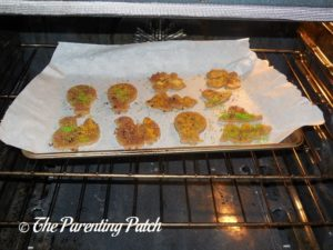 Baking the Dairy-Free Rolled Sugar Cookies