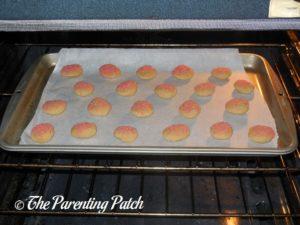 Baking the Gluten-Free Sugar Cookies