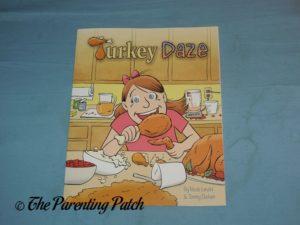 Cover of 'Turkey Daze'