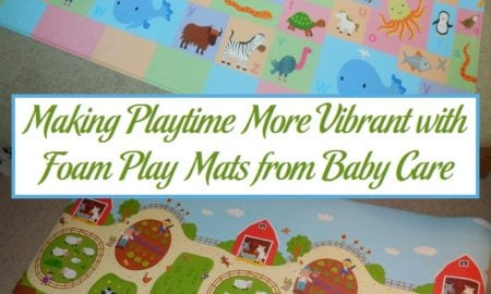 Making Playtime More Vibrant with Foam Play Mats from Baby Care