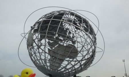 The Duck and the Unisphere