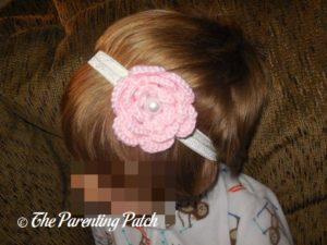 Poppy Wearing HappiSnappi Accessories 2
