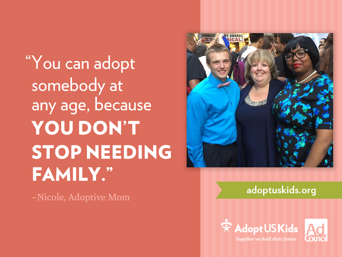 Help Children In Foster Care For National Adoption Month