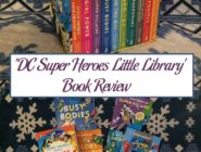'DC Super Heroes Little Library' Book Review