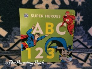 'ABC 123' of 'DC Super Heroes Little Library'