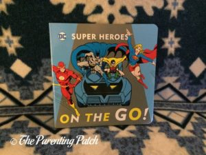 'On the Go!' of 'DC Super Heroes Little Library'