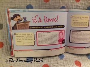 Inside Pages of 'Isabella: Girl in Charge' 3