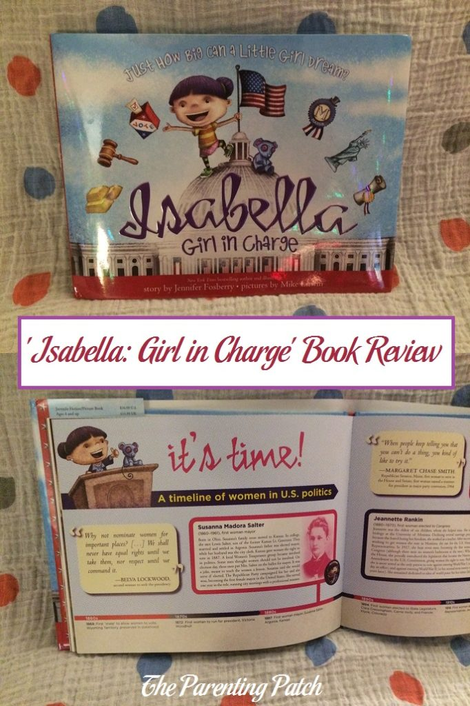 'Isabella: Girl in Charge' Book Review