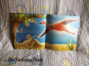 Inside Pages of 'Dream Big' 3