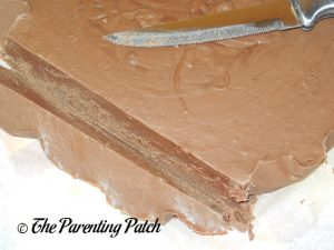 Cutting the Easy Fudge