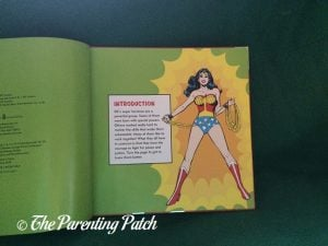 Inside Pages of 'The Big Book of Girl Power' 2