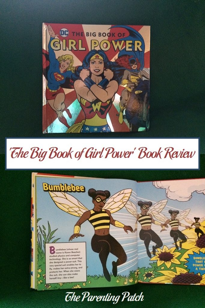 'The Big Book of Girl Power' Book Review
