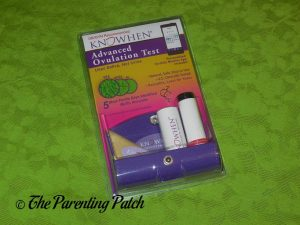 KNOWHEN Advanced Ovulation Test Kit in Packaging